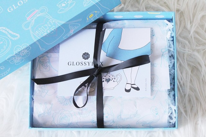 Glossy Box avril