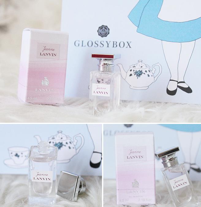 glossyboxcontenu