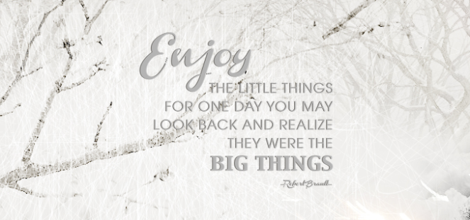 enjoylittlethings