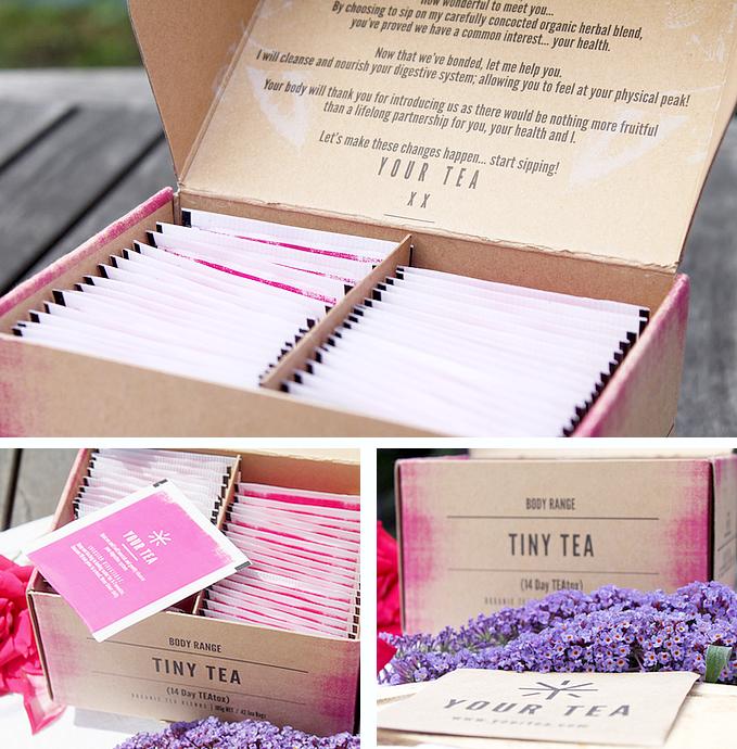packaging your tea