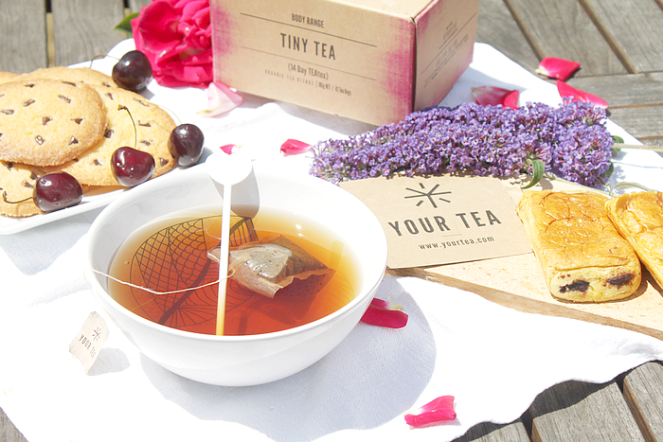 Your tea cure tea tox