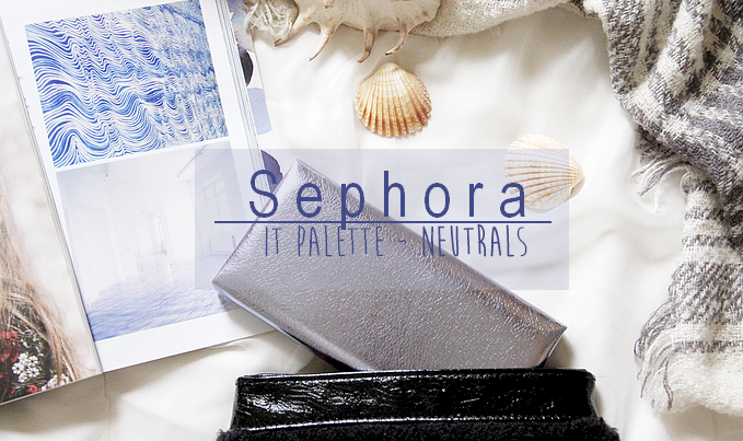 Sephora it palette
