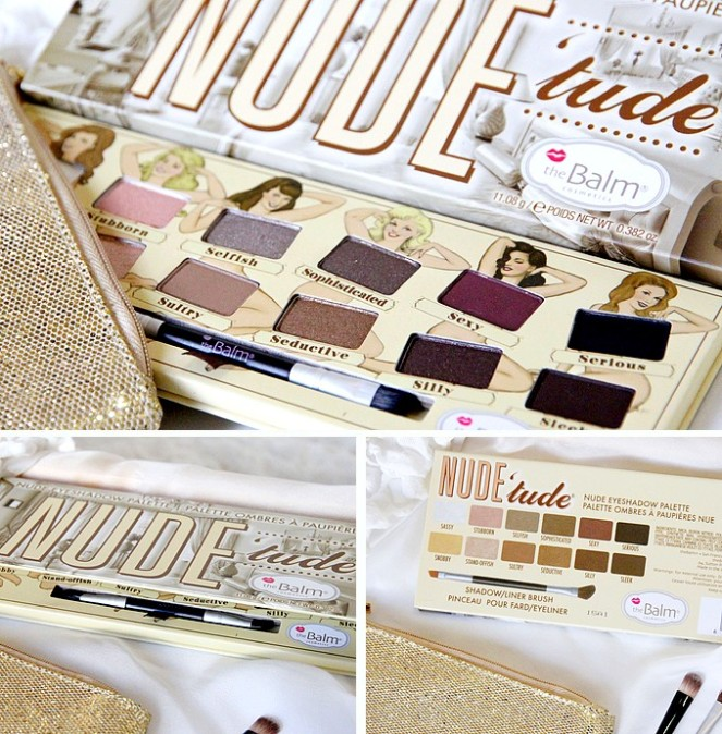 thebalm packaging